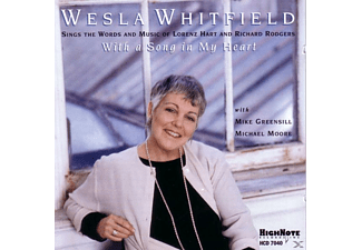 Wesla Whitfield - With A Song In My Heart - (CD)