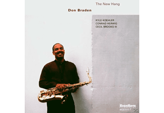 Don Braden - The New Hang - (CD)