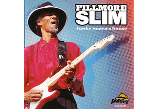 Filmore Slim - Funky Mama S House - (CD)