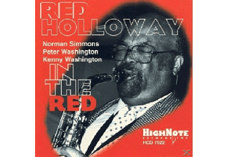 Red Holloway - In The Red - (CD)