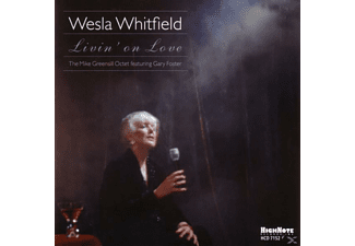Wesla Whitfield - Livin  On Love - (CD)