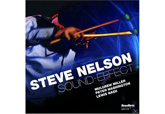 Steve Nelson - Sound-Effect - (CD)