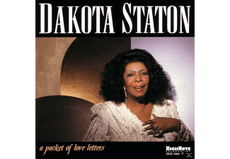 Dakota Staton - A Packet Of Love Letters - (CD)