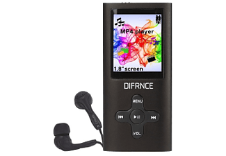 DIFRNCE MP1853 4 GB Zwart