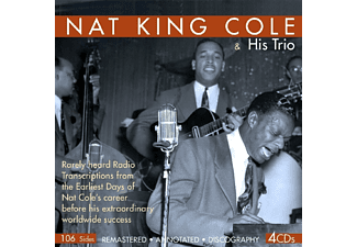 Nat King & His Trio Cole - Rarely Heard Radio Transcriptions - (CD)