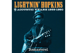 Lightnin' Hopkins - Acoustic Years 1959 - 1960 - (CD)