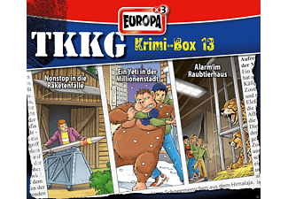 SONY MUSIC ENTERTAINMENT (GER) TKKG Krimi-Box 13