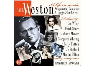 Paul Weston - A Life In Music - (CD)