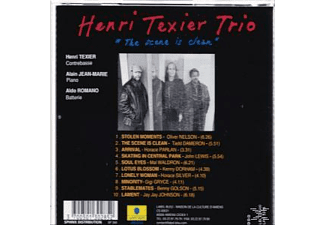 Henri Trio Texier - The Scene Is Clean - (CD)
