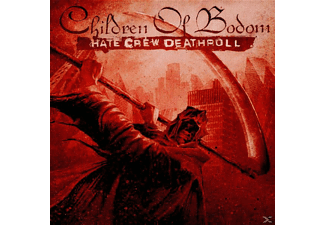 Children Of Bodom - Hate Crew Deathroll - (CD)