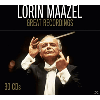 Lorin Maazel - Great Recordings [Box-Set] [CD]
