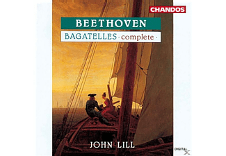 John Lill - Bagatellen (GA) - (CD)