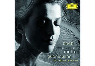 Anne-Sophie Mutter, Anne-sophie/gergiev/lso Mutter - Bach Meets Gubaidulina - (CD)