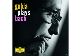 Friedrich Gulda - Gulda Plays Bach - (CD)