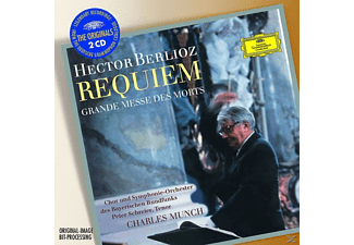Sobr, Schreier,Peter/Munch,Charles/SOBR - Requiem (Ga) - (CD)