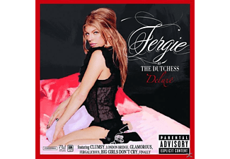 Fergie - The Dutchess Deluxe - (CD)
