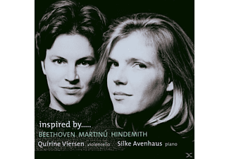 Quirine Viersen - Inspired By... - (CD)