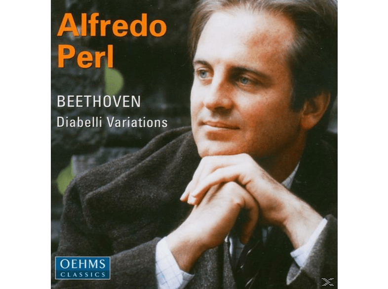 Alfredo Perl - Diabelli Variations [CD]