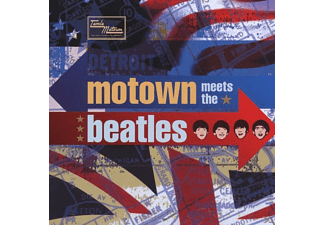 VARIOUS - Motown Meets The Beatles - (CD)