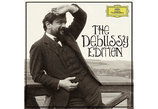 VARIOUS - The Debussy Edition - (CD)