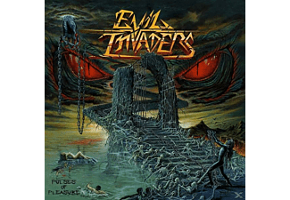 Evil Invaders - Pulses Of Pleasure - (CD)