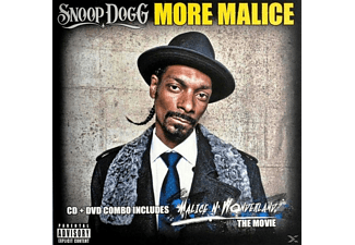 Snoop Dogg - More Malice - (CD + DVD Video)