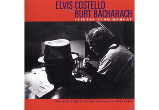 Elvis Costello, Bacharach, Burt / Costello, Elvis - Painted From Memory - (CD)