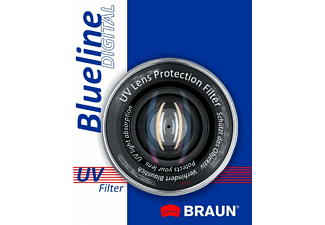 BRAUN Filtre UV Blueline 43 mm
