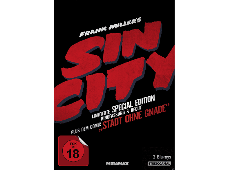 Sin City (Special Edition) [Blu-ray]