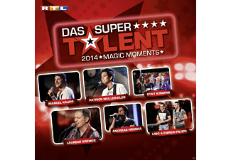 Various - Supertalent 2014 - Magic Moments - (CD)