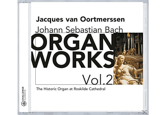 Jacques Van Oortmerssen - Organ Works Vol.2 - (CD)