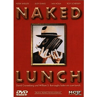 Naked Lunch [DVD]