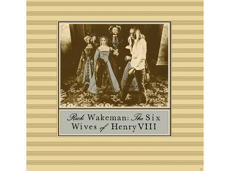 Rick Wakeman - The Six Wives Of Henry Viii [CD]