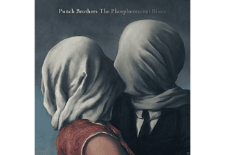 Punch Brothers - The Phosphorescent Blues - (Vinyl)