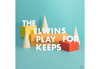 The Elwins - Play For Keeps - (CD)