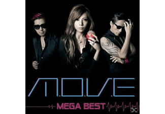 The Move - Mega Best - (CD)