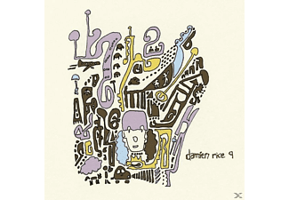 Damien Rice - 9 - (CD)