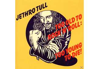 Jethro Tull - Too Old To Rock'n'roll, - (CD)