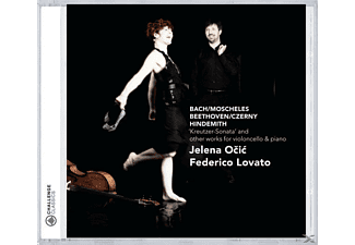 Jelena Ocic & Federico Lovato - Kreutzer-Sonata And  Other Works Fo - (CD)