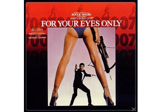 VARIOUS - For Your Eyes Only (Remastered) - (CD)