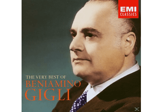 Beniamino/various Gigli, Beniamino Gigli - The Very Best Of Singers - (CD)