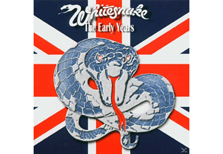 Whitesnake - The Early Years - (CD)