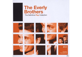 The Everly Brothers - The Definitive Pop Collection - (CD)