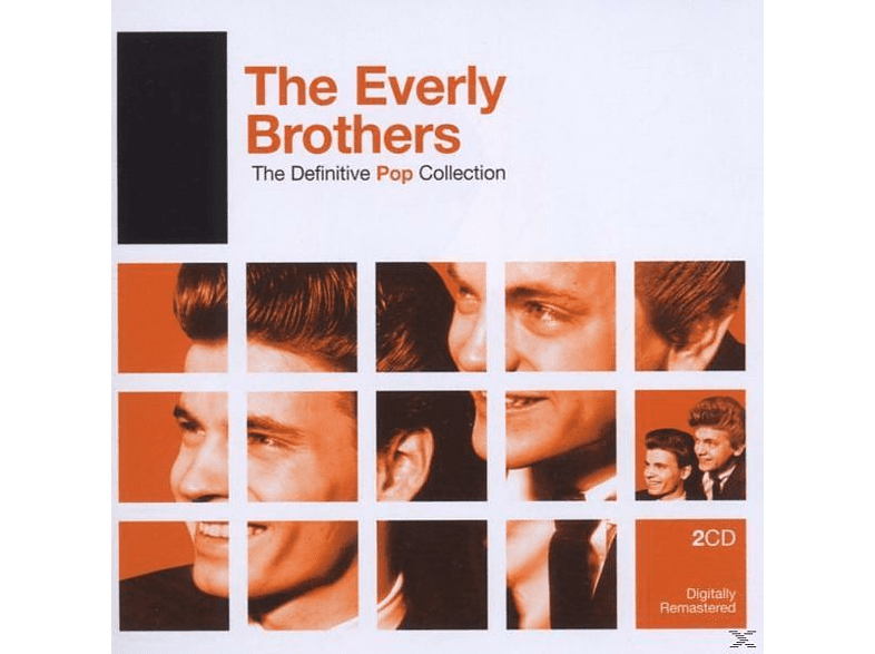 The Everly Brothers - The Definitive Pop Collection [CD]