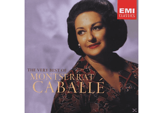 Montserrat Caballé - The Very Best Of Singers - (CD)