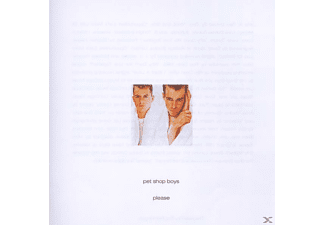 Pet Shop Boys - Please - (CD)