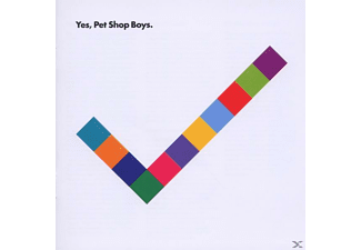 Pet Shop Boys - Yes - (CD)