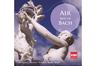 VARIOUS - AIR-BEST OF BACH - (CD)