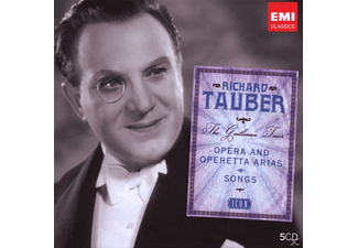 Richard Tauber - Icon:Richard Tauber - (CD)