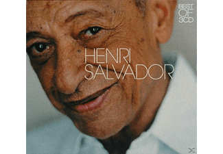 Henri Salvador - Best-Of 3cd - (CD)